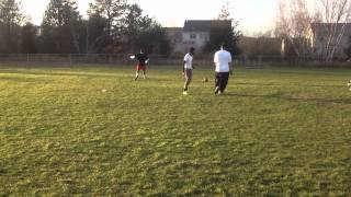 Thanksgiving Game 2011 Highlight Reel