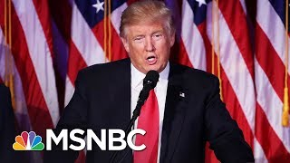 Five Times Donald Trump Has Bashed Pleading The Fifth | MTP Daily | MSNBC