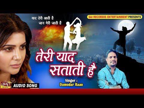 TERI YAAD SATATI HAI   Hindi Sad Songs   DAMODAR RAAO   Pyar Mohabbat बेवफाई का सबसे दर्द भरा गीत