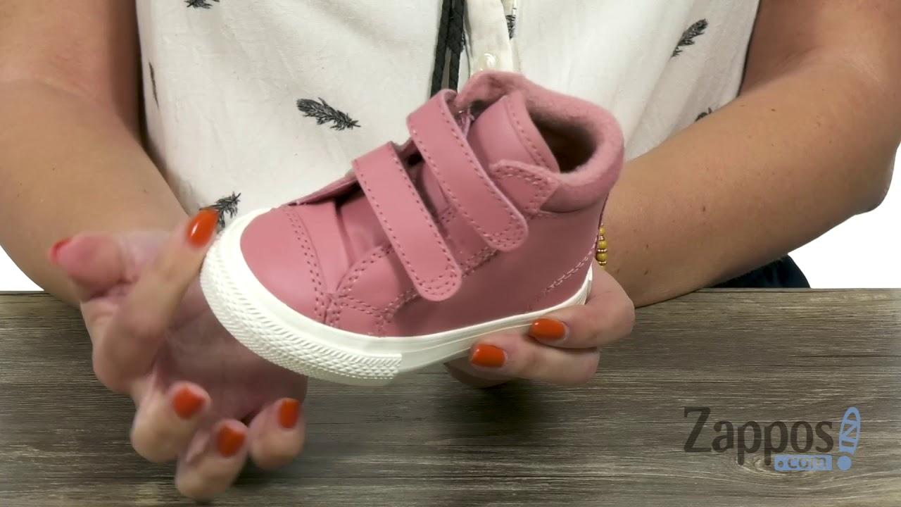 Converse Kids Chuck Taylor® All Star® 2V Pc Boot Hi (InfantToddler) SKU: 9067160