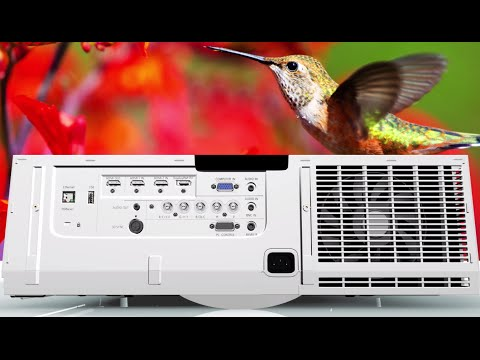 NEW NEC PA Projector Series – Installation Engineered Precision Performance