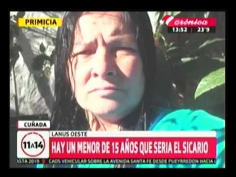Lanús: Mataron a una kiosquera