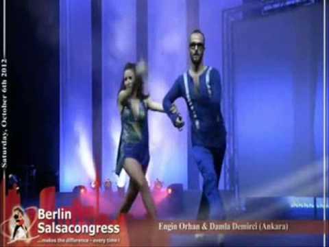 berlin salsa festivali - engin & damla