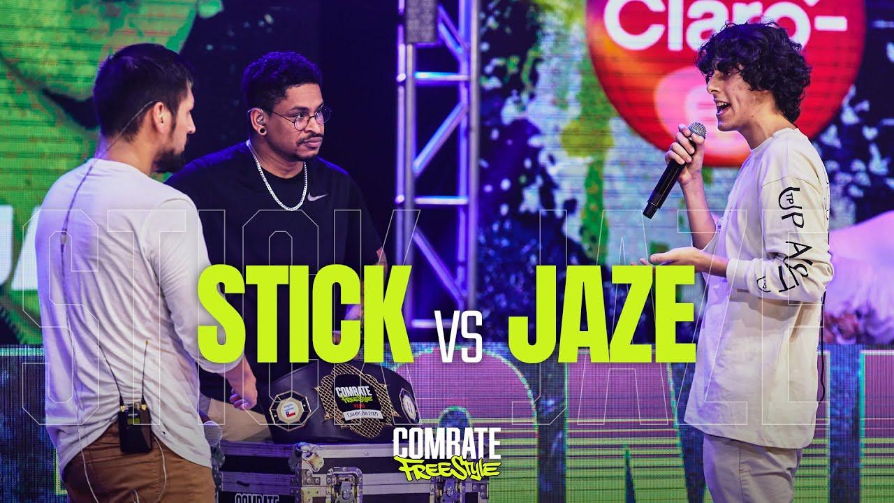 Download JAZE VS STICK - BATALLA DE CAMPEONES    Combate Freestyle PERÚ - Exhibición