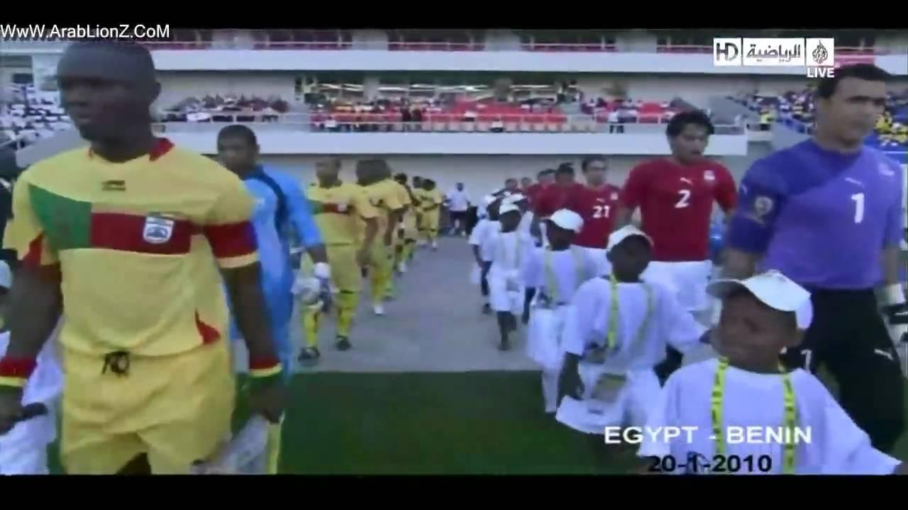 كل اهداف مصر فى كأس الامم الافريقية انغولا2010