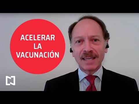 ¿Cómo enfrentar la tercera ola de covid en México? - Es la hora de opinar
