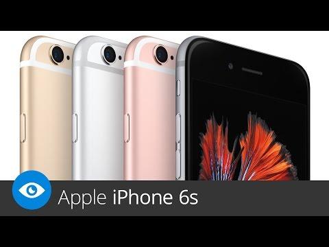 Apple iPhone 6s (první pohled)