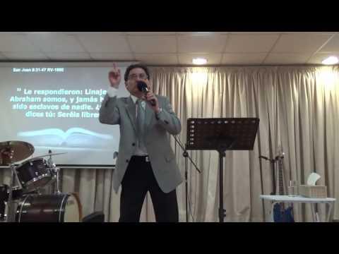 """""""Jesús es la Verdad"""" Pr. Claudio Aguilera"""