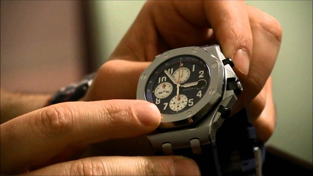 Audemars Piguet Royal Oak Offshore 42mm Watches For 2014 Hands On Jam Tangan Safari Steel Ablogtowatch
