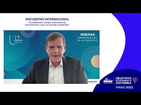 Webinar 4 Infraestructura de la calidad 4.0