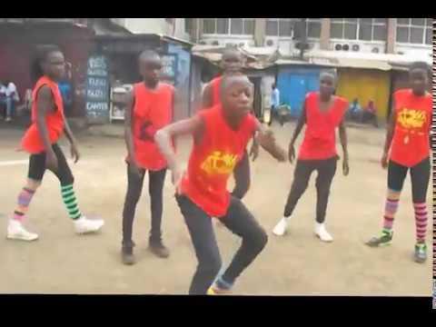 KADONDO DANCE VIDEO EDDY KENZO BY TEAM REAL GALAXY