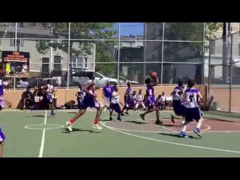 Kyrie Irving Rod Strickland Summer Basketball League Opening Day 2016 Biddies2