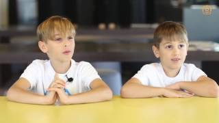 Coding Two Bright Minds