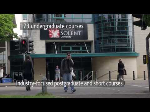 An introduction to Southampton Solent University