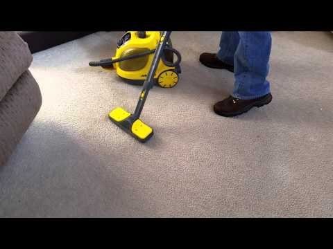 Can i clean carpets with a steam cleaner