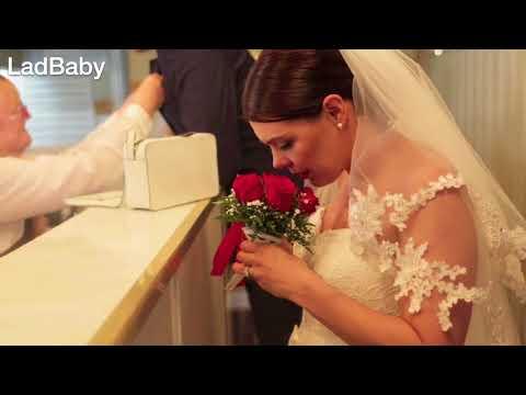 LadBaby's Las Vegas Wedding 👰🏻💒 #FlashBack