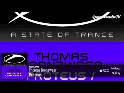 Thomas Bronzwaer - Proteus (Original Mix)