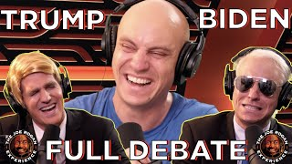 Donald Trump vs. Joe Biden: FULL debate on the Joe Rogan Experience (PARODY)
