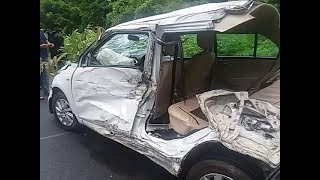 Fatal Accident in Curchorem, one dies