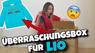 Überraschungsbox für Lio - Was ist drin? 😨 | Bibi