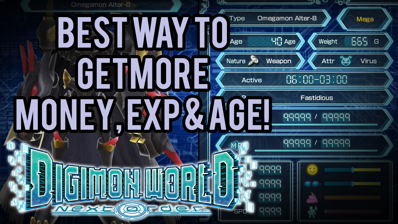 digimon world next order food guide