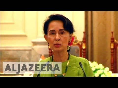Rohingya crisis: Myanmar leader Aung San Suu Kyi faces criticism for inaction
