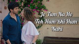 Download Lagu Shayad Lyrics | Love Aaj Kal | Arijit Singh | Kartik Aaryan , Sara Ali Khan | Pritam mp3