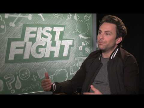 Charlie Day Fist Fight Interview