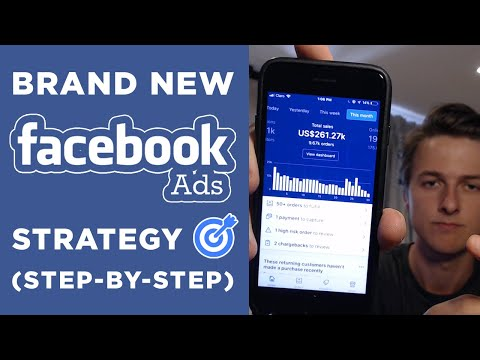 New Facebook Ads Strategy for 2019 (Advanced) | Dropshipping & E-Commerce
