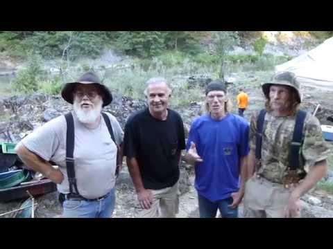 Here's the Management Team! New 49'er Prospecting