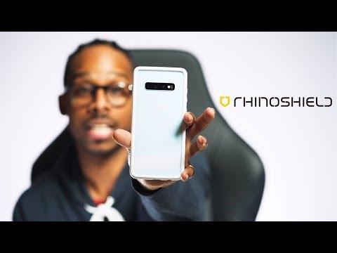 Samsung Galaxy S10 Plus Rhinoshield Cases Crashguard Solidsuit Custom Cases Youtube