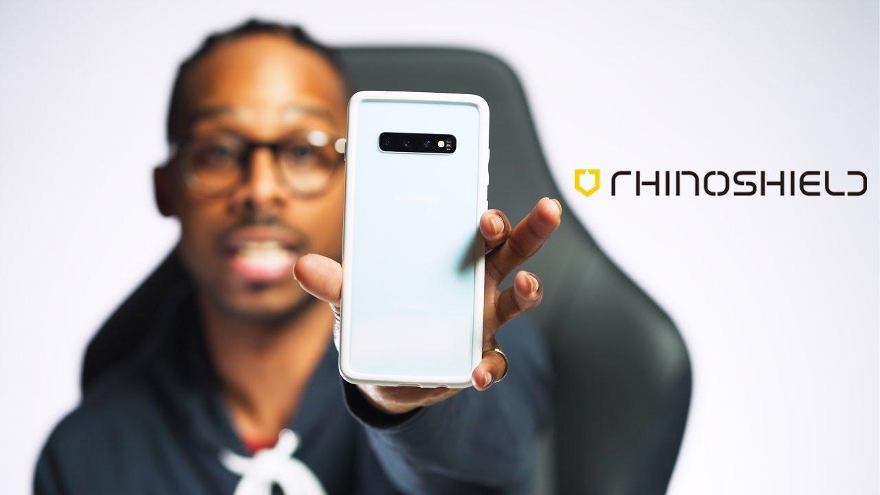 lowest discount designer fashion purchase cheap Samsung Galaxy S10 Plus Rhinoshield Cases: CrashGuard SolidSuit & CUSTOM  CASES