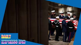 George H. W. Bush's Funeral Was the Corny, Feel-Good Moment That Washington Craves