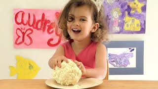 "Cauliflower - Full Episode from ""Copy-Kids Eat MORE Fruits & Vegetables"""