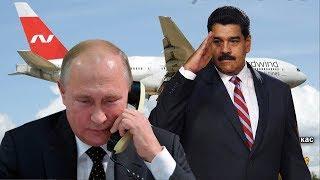Золотой самолет Мадуро: из Венесуэлы резко возросло число вылетов бизнес-джетов