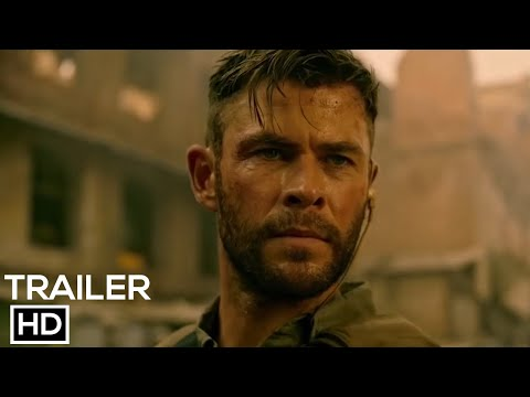 Extraction - Official Trailer (2020) Chris Hemsworth, David Harbour - Action Movie