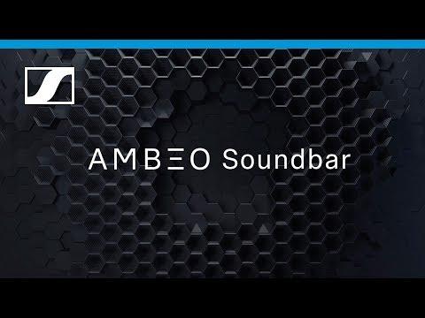Loa thanh Soundbar Sennheiser AMBEO 1