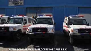 TOYOTA LAND CRUISER 4WD HZJ78 TROOP CARRIER AMBULANCE