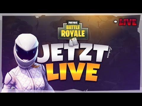 🔴 Fortnite - Battle Royale | Abonnentenzocken! Jeder kann mitspielen! [Live Stream] PS4