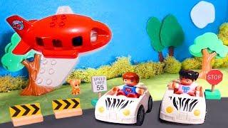 LEGO DUPLO: Toys for kids. Toy stories.