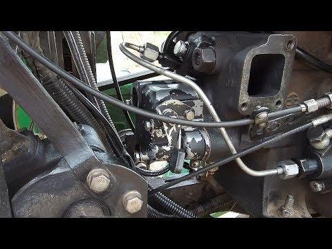 Двигатель GZ R195. Регулировка декомпрессора.