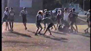 All In Brawl - U15 Rugby League Fight