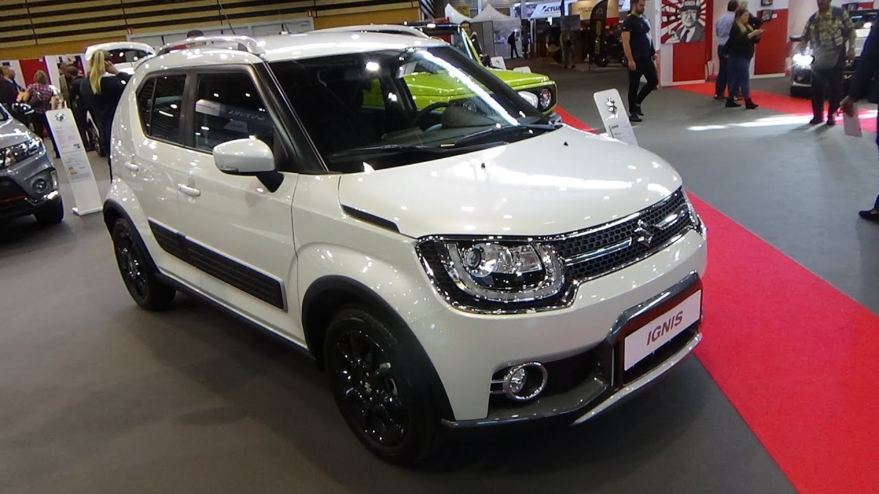 2020 Suzuki Ignis Allgrip 1.2 Dualjet Hybrid - Exterior and Interior - Salon Automobile Lyon 2019