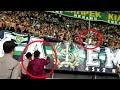 Pak Kapolrestabes Sby Kaget saat Lihat Bonek Berdandan Tuyul di Tribun Green Nord GBT Sby