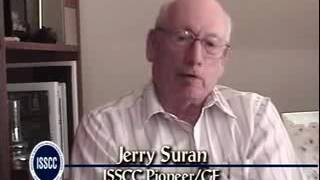 interviews with the isscc early pioneers jerry suran
