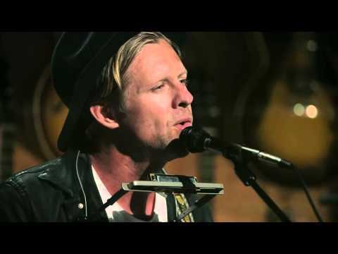 "Jon Foreman ""Caroline"" At Guitar Center"