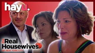 Luann And Tom's Romance Revisited | The Real Housewives of New York City