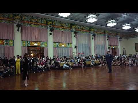 2019 Tango Origin Celebration M4  Mr. Sebastian Jimenez & Ms. Joana Gomes  2