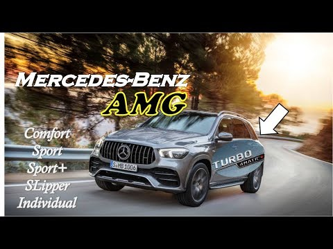 [Luck This] 2019 Mercedes-AMG GLE 53 4MATIC | New EQ Boost Features and 48V Electrical System