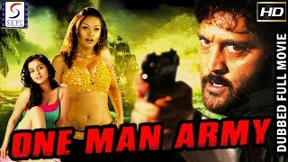 One Man Army - Full Dubbed Hindi Action Film - HD Latest 2018